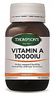 Thompsons Vitamin A 10000IU 100s