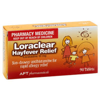 LORACLEAR Hayfever 10mg 90s