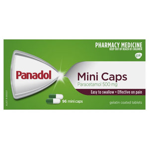 PANADOL Mini Capsule 500mg 96