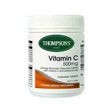 TN Vit C 500mg Chewable 200 Tab
