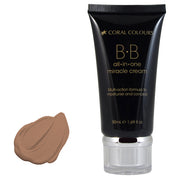 Coral BB Cream Natural Tan
