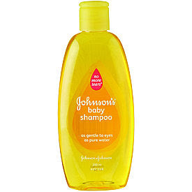 Johnsons and Johnsons Baby Shampoo 200ml