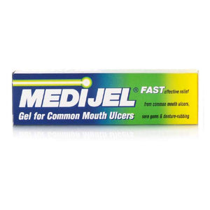 Medijel Ulcer Gel 15gm