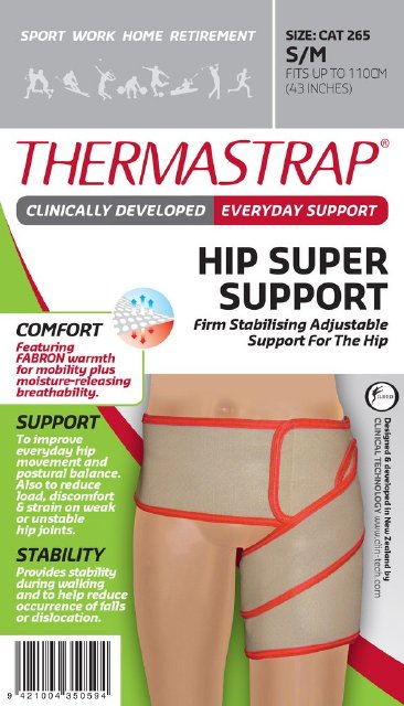 THERMASTRAP Hip Support Sm/Med