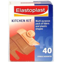 Elastoplast Kitchen Kit 40s