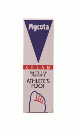 Mycota Foot Cream 25gm