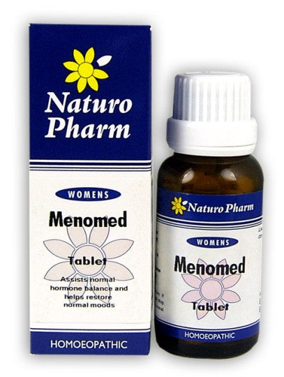 NaturoPharm Womens Menomed 130s