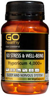 Go Healthy Stress & Well Being 60s
