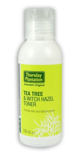 Thursday Plantation Tea Tree with Hazel Toner 100ml