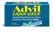 ADVIL 10 Liquid caps
