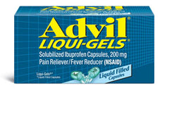 ADVIL 40 Liquid caps