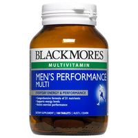 Blackmores Mens Performance Multi Tabs 100s