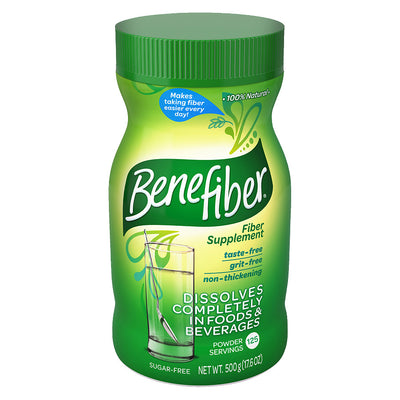 BENEFIBER SPR 100% Powder 500g