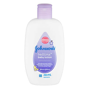 Johnsons and Johnsons Baby Bedtime Lotion 200ml