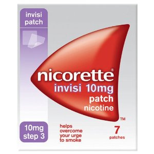 NICORETTE InvisiPatch 10mg Step3 (7 Pack)
