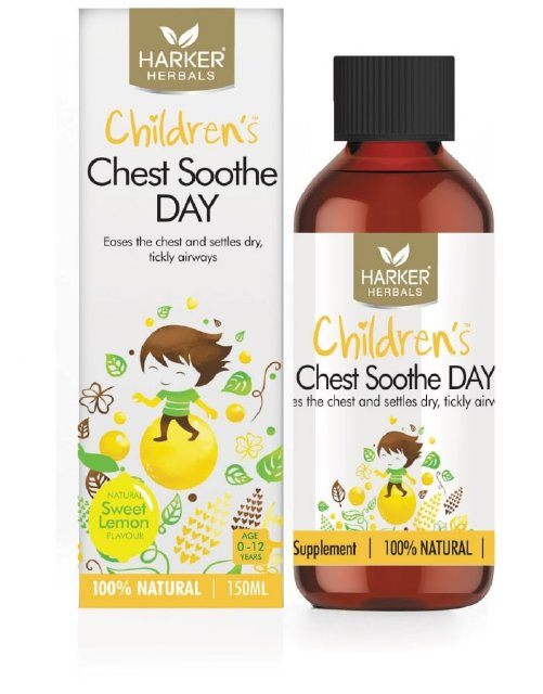 Harkers Chest Soothe Day 150ml