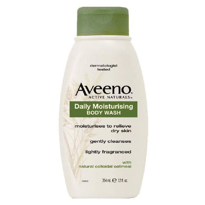 AVEENO Daily Moist Body Wash 354ml