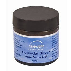 Skybright Collidial Silver & Aloe Vera Gel 30g