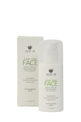 ALOE UP White Coll. Face SPF25 50ml