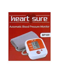 Omron BP100 Heartsure Auto Blood Pressure Monitor