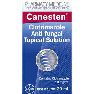 Canesten Topical Nail Anti-fungal Solution 20ml