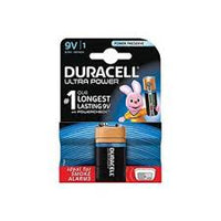 Duracell Ultra 9V Single (MX1604B)