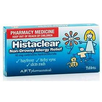 HISTACLEAR 10mg 90s