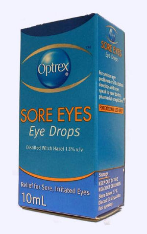 OPTREX Sore Eyes Drops 10ml