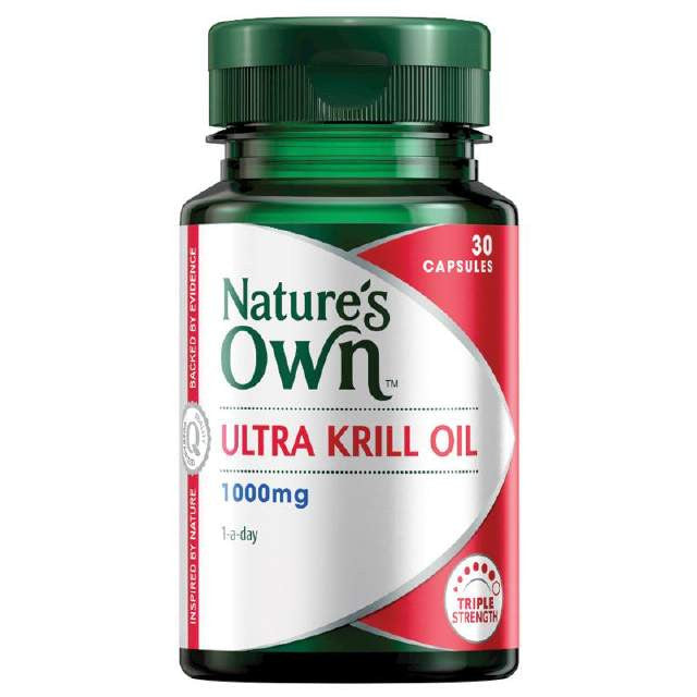 NO Ultra Krill 1000mg 30