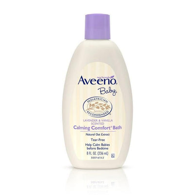 AVEENO Baby Calm Comfort Bath 236ml