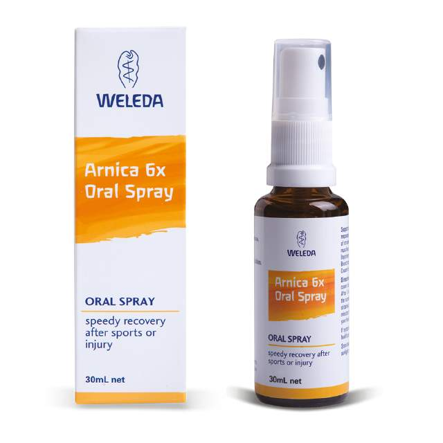 WELEDA Arnica 6X Spray 30ml