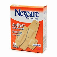NEXCARE Active Bandages Assorted 30 Pack
