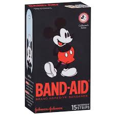 BANDAID Character Strip Mickey Mouse 15