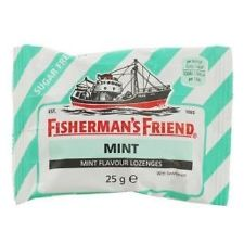 Fishermans Friend Mint Sugarfree 25g