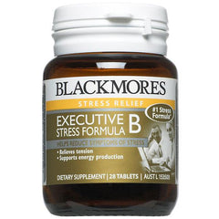 Blackmores Executive B Stress Tabs 28