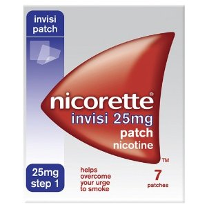 NICORETTE InvisiPatch 25mg Step1 (7 Pack)