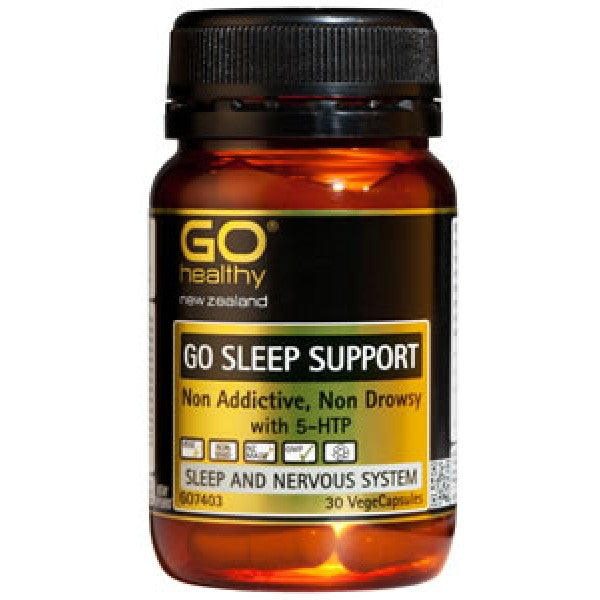 Go Healthy Sleep Support 30s