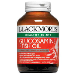 Blackmores Glucosamine & Fish Oil Cap 90