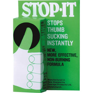 STOP-IT Thumb Suck Prevention 10ml