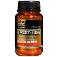 Go Healthy Probiotic 40B Howaru Restore 60s