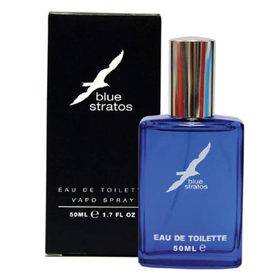 Blue Stratos Eau de Toilette EDT Spray 50ml