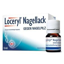 Loceryl Nail Liquid 5% 5ml