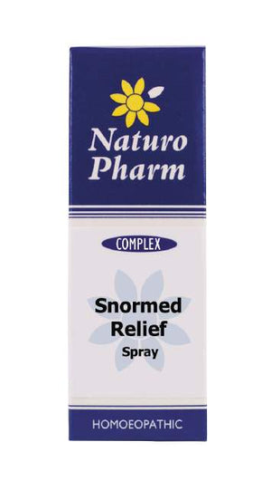 NaturoPharm Complex Snoremed Relief Oral Spray