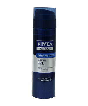 NIVEA Men Moisturising Shave Gel 200ml