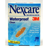Nexcare Waterproof Bandage Med One Size