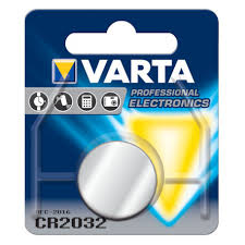 Varta Battery Lithium CR2032 3V