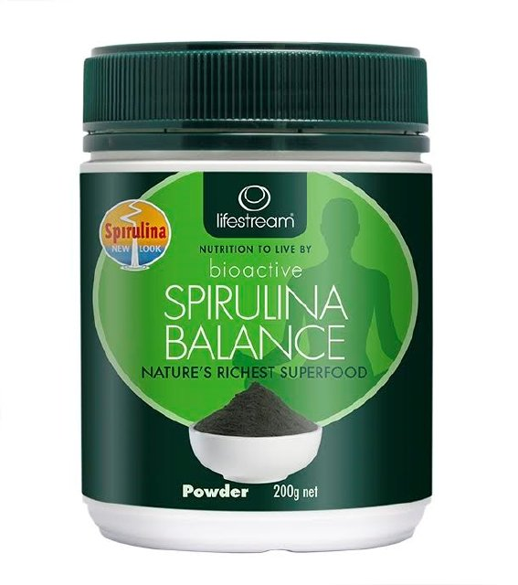 LS Spirulina Bioactive Powder 100g