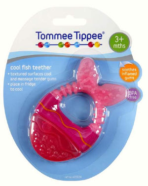Tommee Tippee Coolfish Teether (Assorted Colours)