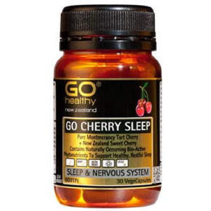 GO Cherry Sleep 30 Vcaps :