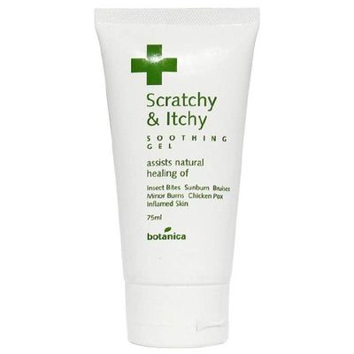 Botanica Scratchy And Itchy Soothing Gel 75mL